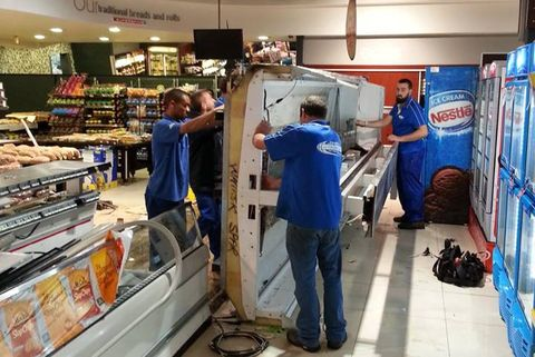 refrigeration breakdowns and repairs jones and van onselen
